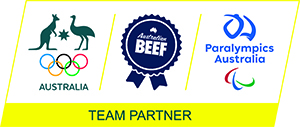 Australian Beef - Offical partner T0yko 2020 Olympic games